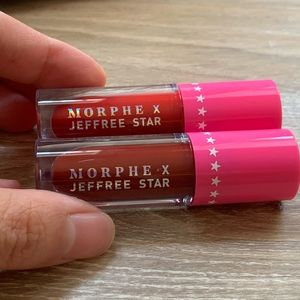 Jeffree Star x morphe velour lipstick mini